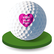 syf golfball signyourflight