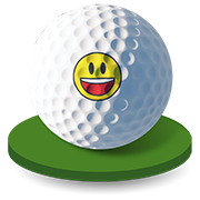 syf golfball smilie